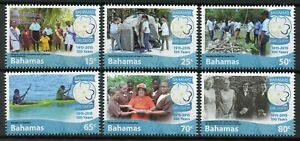 Bahamas-Scouting-Stamps-2015-MNH-Girl-Guides-100-Years-1915-2015-Scouts-6v-Set