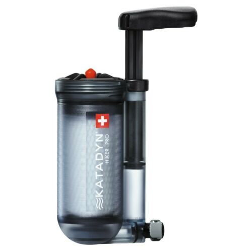 Katadyn Hiker Pro Filtre Filtre à Eau Crises de précaution traitement des eaux Nouveau//Neuf dans sa boîte