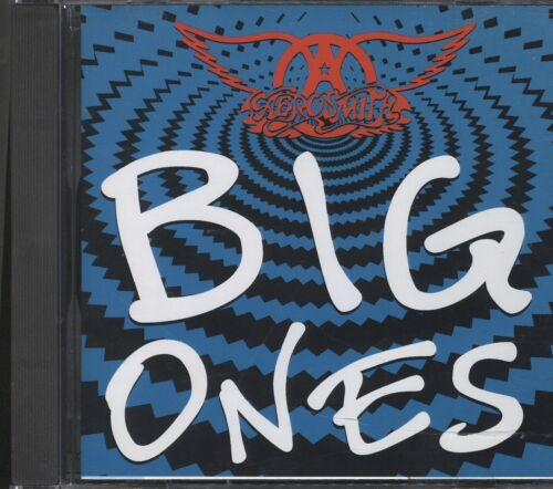 1 of 1 - Big Ones by Aerosmith (CD, Oct-1994, Geffen)