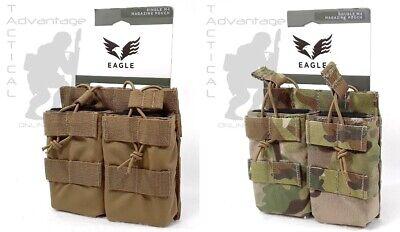 multicam coyote Eagle Industries 5.56 Kydex Single Magazine MOLLE Tuck Strap