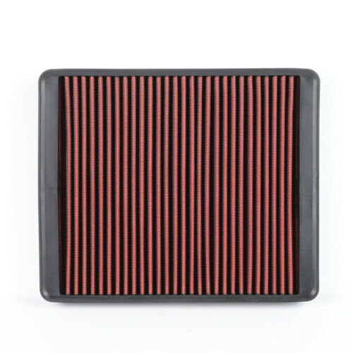 RED HIGH FLOW INTAKE PANEL AIR FILTER FOR 1992-1999 SUPRA//-2004 TACOMA//4RUNNER