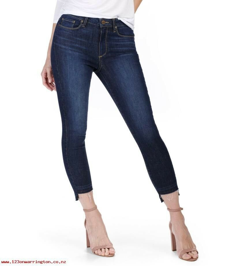 Paige Hoxton taille haute Skinny Jeans Taille 27