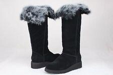 b138786e8bf UGG Australia 1012390 Rosalind Women's Sheepskin Tall Suede BOOTS ...