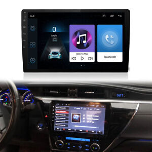 9-Inch-Head-Unit-Android-8-1-Car-Stereo-Radio-Bluetooth-Player-2DIN-USB-FM