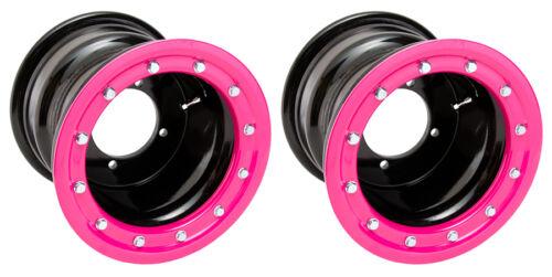 Raptor 700 660 350 250 125   Rear Wheels  Beadlock 9x8  3+5  4//115  Alba   B K