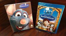 Disney Pixar Ratatouille Blu-ray 2016 With Slipcover No Digital Copy