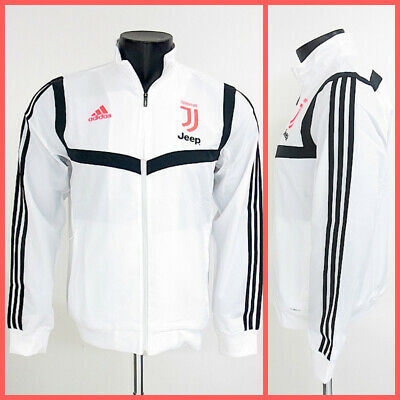 Adidas Sweat Shirt Survêtement Juventus Officiel DX9114 BlancNoir Ligue 2019 | eBay
