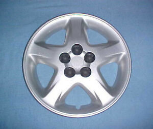 2000-2001-2002-00-01-02-DODGE-PLY-NEON-HUBCAP-15-034-ONE-USED-FACTORY-HUB-CAP