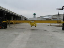Yale 5 Ton Wire Rope Top Run Bridge Crane 33 Span 52 8 Run 23 Lift Withremote