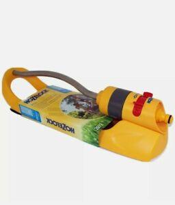 HOZELOCK 2972-Rettangolare Giardino Sprinkler PLUS 180m2, Jet Spray Nuovo di Zecca