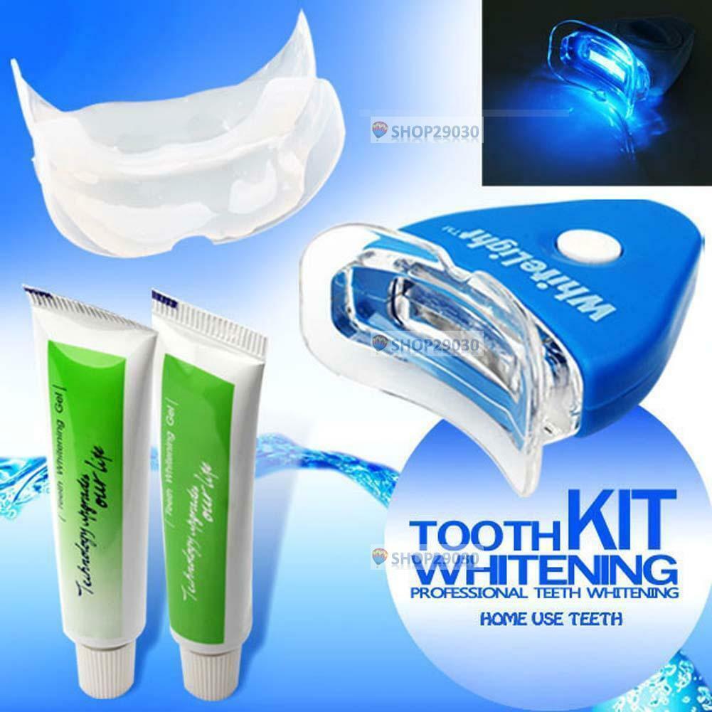 Blanqueamiento Dental Kit Lampara Led y Gel Blanqueador Profesional ENVÍO GRATIS