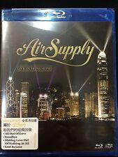 Air Supply Live in Hong Kong Blu-ray