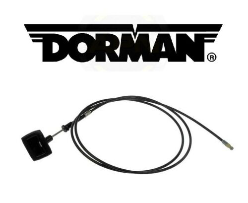 For Ford Escort Mercury Tracer Hood Release Cable Dorman 912-045 OE# F7CZ16916AA