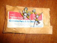 Pack of 8 NOS Harley Davidson  Adjusting Screw Chain Oiler Hex Head 63610-70