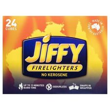 Jiffy Firelighters 24 pack