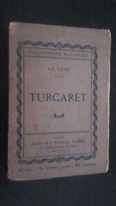 El Sage Turcaret Comedia 1709 Biblioteca Nacional Eggimann 1923 París ABE