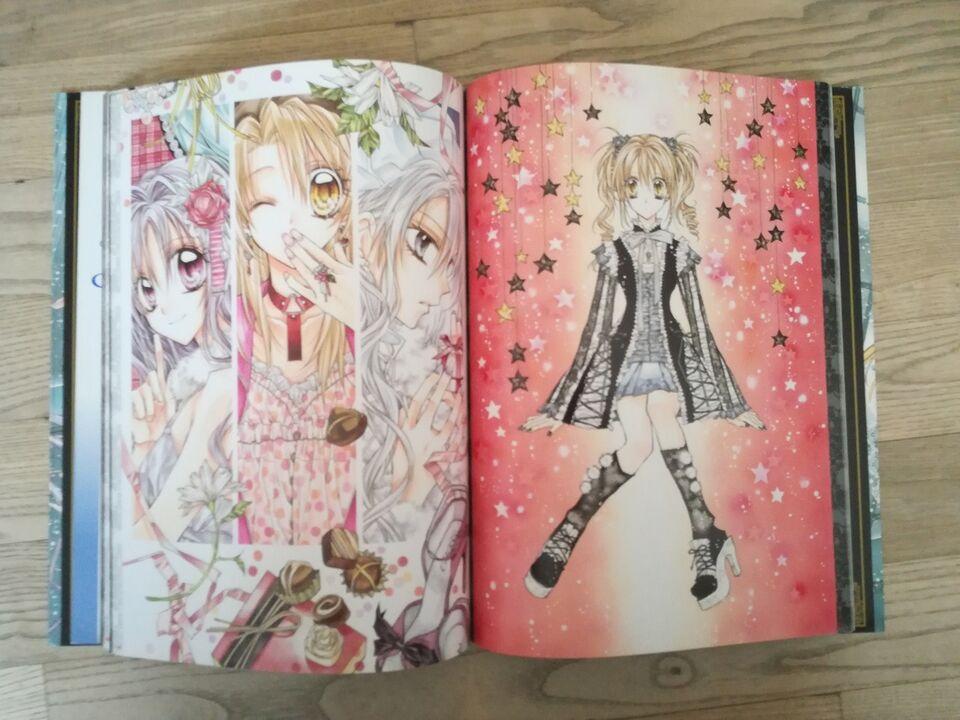 Manga - Gentlemen's Alliance Cross + artbook, Arina