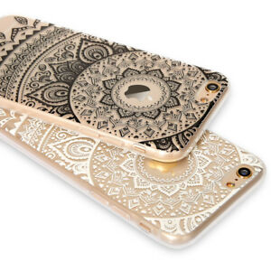 Pattern-Rubber-Soft-Silicone-Phone-Back-Case-Cover-for-Apple-iPhone-SE-6S-7-Plus