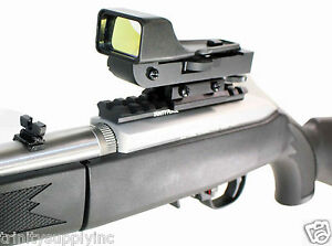 hunting-Red-Dot-Sight-with-Mount-Ruger-10-22-Base-Rail