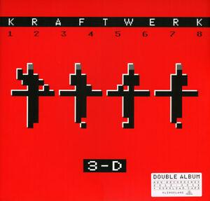 Kraftwerk - 3-D Il Catalogo 1 2 3 4 5 6 7 8 - 2 X 180gram Vinile LP Nuovo