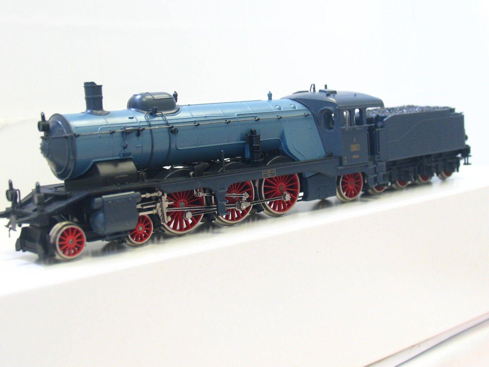 Märklin h0 3511 Towing Tank Locomotive C 2007 Württemberg OVP (v3668)