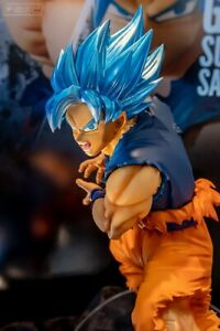 Dragon-Ball-DBZ-Super-SSGSS-God-Goku-Banpresto-Maximatic-II-Figure-Figurine