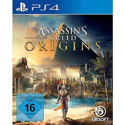 Assassin's Creed Origins (Sony PlayStation 4, 2017) - European Version