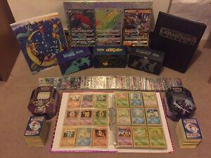 Pokemon-Card-Bundle-x10-x200-Starter-Epic-Mega-Ultra-Hyper-Joblot-100-Genuine