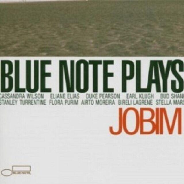 BLUE NOTE PLAYS JOBIM (KLUGH, ELIAS, PEARSON UVM) CD 11 TRACKS SWING / JAZZ NEU