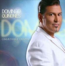 New: Domingo Quinones: Conquistador De Corazones  Audio CD