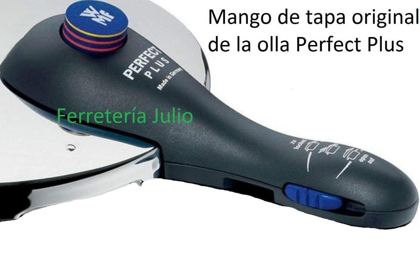 MANGO OLLA PERFECT PLUS RESPUESTO ORIGINAL WMF repuestos de la tapa 0895609200