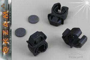 Vauxhall-Capot-Stay-clips-x-10-Noir