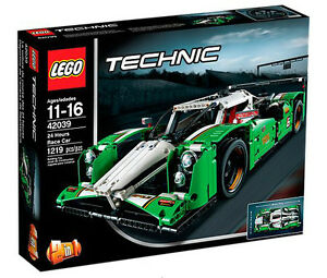 Image Is Loading Lego Technic 24 Hours Race Car 42039