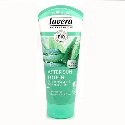 (3,00/100ml) Lavera After Sun Lotion intensiv Pflege vegan 200 ml