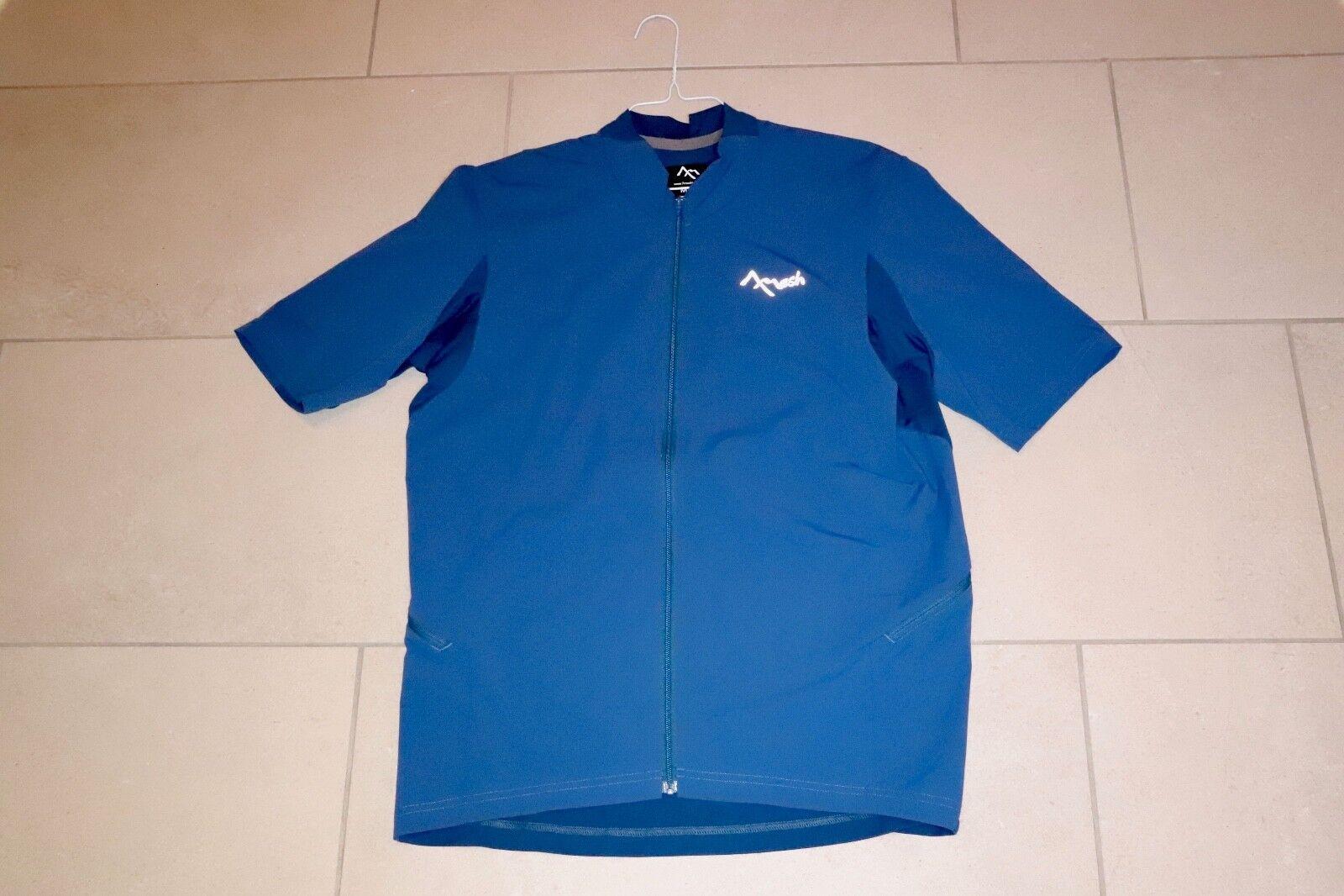 7mesh S2S Shirt, M's 2 Ball Blau, Jersey, Trikot VK 110,- Muster-Verkauf  30