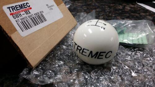 METRIC THREAD TREMEC 6 SPEED WHITE SHIFT KNOB 6WH-MX