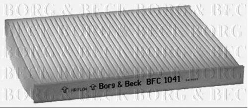 BORG /& BECK Cabine Filtre à pollen pour Fiat Cabriolet 500 C 1.2 51 kW