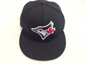 eda2da14 Toronto Blue Jays Custom New Era Cap Hat 6 7/8 59fifty Baseball ...