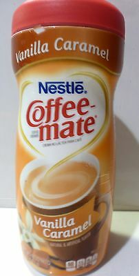 3 X Nestle Coffee-Mate Coffee Creamer FLAVOR CHOICES PICK ONE
