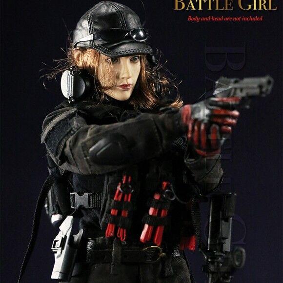 Envío y cambio gratis. Po   1 6 escala feelJuguetes FT007 conjunto de de de ropa de batalla Girl 1.0  Los mejores precios y los estilos más frescos.