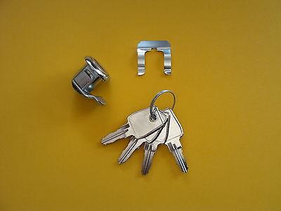 Briefkastenschloss für Renz R1 97-9-95085 Metall Silber Anzahl der Einheiten 1