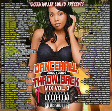 REGGAE DANCEHALL THROWBACK 2000 - 2004 MIX VOL 3