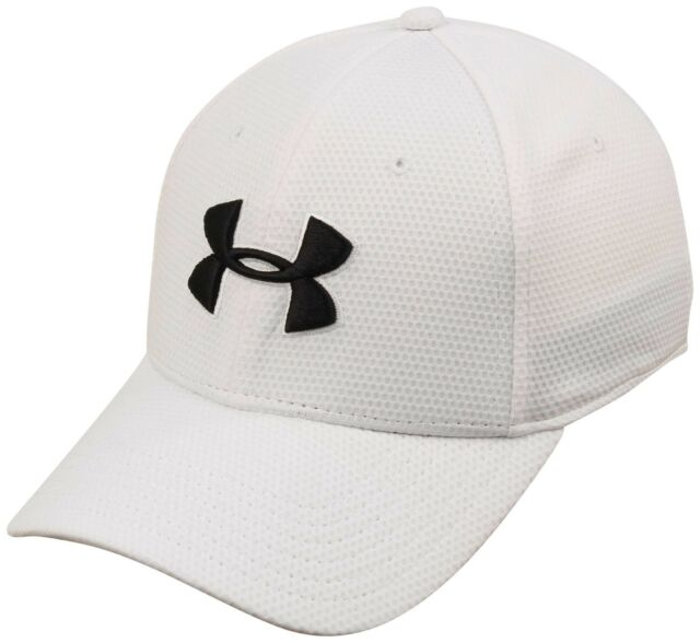 promo code b8314 c46ca Under Armour Blitzing Hat - White   Black - New