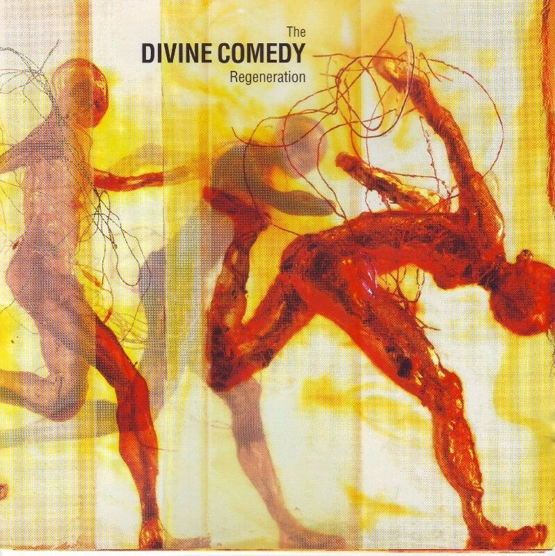 The Divine Comedy - Regeneration (CD) R130 negotiable