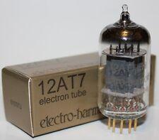 Electro Harmonix 12AT7 Balanced Triodes tubes, Gold Pin, Brand NEW in box