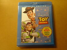 SPECIAL EDITION BLU-RAY + DVD / TOY STORY ( DISNEY, PIXAR )
