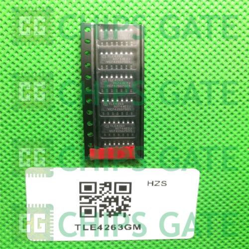 3PCS NEW TLE4263GM INFINEON D//C:0742 SOP14