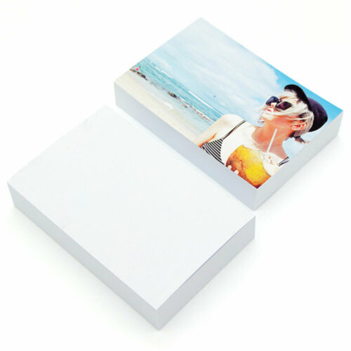 20 PCS A5 Glossy Inkjet Printer Paper Waterproof Photo Sheet Sticker