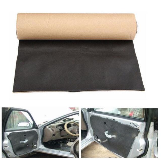 200cmx50cm Car Auto Sound Proofing Deadening Anti-noise Insulation Cell Foam 5mm