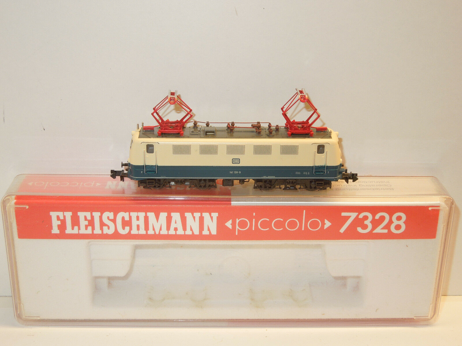 Fleischmann Spur N 7328 E-Lok BR 141 der DB